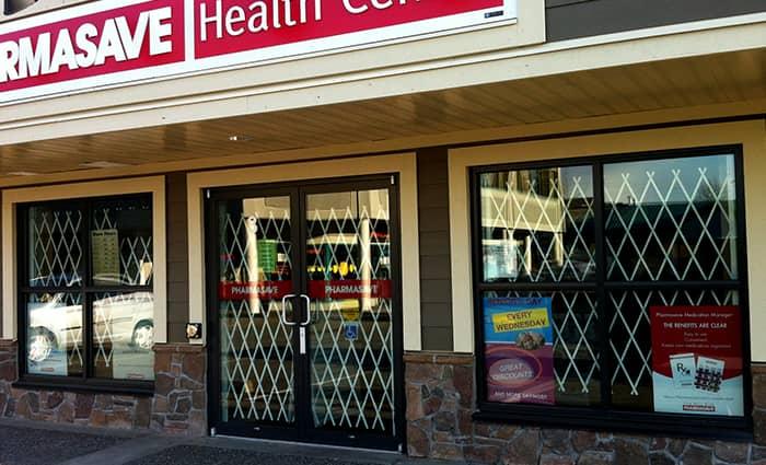 Storefront Expanding Gates
