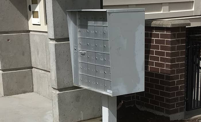 Mailbox - New and Replace