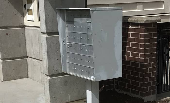 Mailboxes - New and Replace