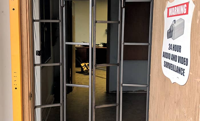 Storefront - Versa Gates