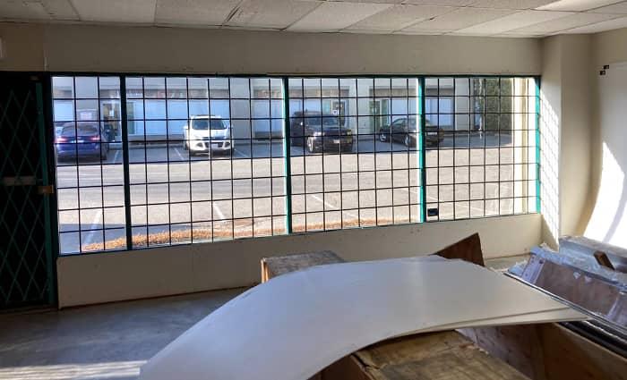 8x8 Standard - Window Bars